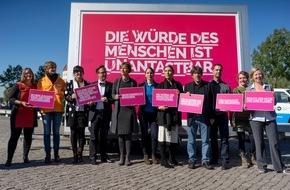 Amnesty International: Bundesweiter Aufruf gestartet: Für ein Europa der Menschenrechte