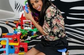 Mattel GmbH: Erster Fisher-Price Elternbrunch: Fisher-Price diskutiert die Herausforderungen des Elternseins (FOTO)