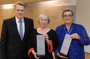 "Deutsche Bundesstiftung Umwelt (DBU): ""Power women"" receive German Environmental Award for ""women power"""