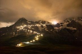 Jungfraubahn Holding AG: Die höchstgelegene Bahnstation Europas feiert ihren hundertsten Geburtstag