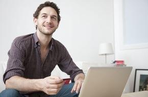 AXA Konzern AG: Geschenke online shoppen: Schutz vor Kreditkartenmissbrauch