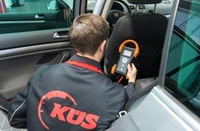 KÜS-Bundesgeschäftsstelle: KÜS: Erfolgreicher Einsatz des HU-Adapters bereits vor der offiziellen Einführung