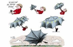 BDZV - Bundesverb. Dt. Zeitungsverleger: Karikaturenpreis der deutschen Zeitungen an Klaus Stuttmann (mit Bild)