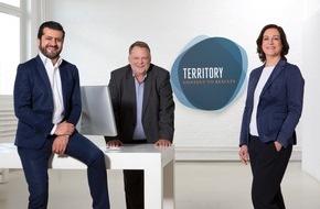 Gruner + Jahr GmbH & Co KG: TERRITORY. Content to Results: Gruner + Jahr formt neuen Marktführer für Content Communication