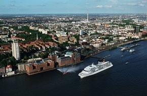 Hapag-Lloyd Cruises: Mit MS EUROPA in 337 Tagen um die Welt