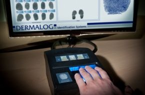"Dermalog Identification Systems GmbH: DERMALOG at CeBIT 2013: ""Passwords? Forget about it!"""