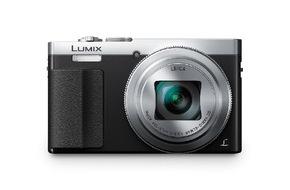 Panasonic Deutschland: LUMIX DMC-TZ71 - Außen klein, innen groß / Die ideale Reisezoomkamera mit leistungsstarkem 30x-Leica-Zoom und hochauflösendem elektronischen Sucher inklusive Augensensor