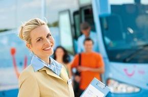 TUI Suisse Ltd: Die TUI Welt als Arbeitsplatz / Job: TUI Reiseleiter. Auftrag: Unvergessliche Erlebnisse schaffen. Arbeitsplatz: Die Welt