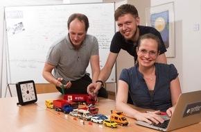 HPI Hasso-Plattner-Institut: Logistik: Neuartige Transportplanungs-Software hilft Störeinflüsse zu berücksichtigen - Auszeichnung für HPI-Informatiker
