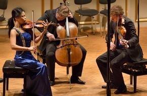 Migros-Genossenschafts-Bund Direktion Kultur und Soziales: 15. Kammermusik-Wettbewerb des Migros-Kulturprozent / Doppelte Auszeichnung für das Orion Streichtrio aus Basel
