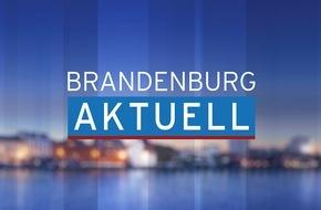 """Rundfunk Berlin-Brandenburg (rbb): Aus Rot mach Blau: neues Studiodesign für """"Brandenburg aktuell"""""""