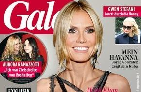 Gruner+Jahr, Gala: Stephanie Stumph ist wieder Single