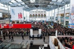 MOLL bauökologische Produkte GmbH: BAU 2015: Treffpunkt für Innovation, Qualität, Wohngesundheit und Dichtung der Gebäudehülle in Halle B6, Stand 200