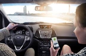 """Ford-Werke GmbH: Ford verleiht Preis in Höhe von 50.000 Euro an deutsches Start-up-Unternehmen """"Unu"""""""