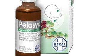 Hexal AG: NEU: Pelasya - Natürlich schneller gesund bei Erkältungen