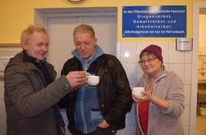 BRITA GmbH: BRITA sponsert Wasserspender für Wiesbadener Teestube
