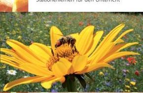 Deutscher Imkerbund e. V.: Die Honigbiene - Stationenlernen für den Unterricht / Deutscher Imkerbund veröffentlicht Material für Sekundarstufe