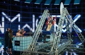 """ProSieben Television GmbH: Welcher Star erspielt für seinen Fan 100.000 Euro? Jeannine Michaelsen lässt Joko, Klaas, Smudo und Sasha in """"TEAMWORK"""" gegeneinander antreten - Samstag, 20:15 Uhr"""