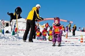 Salzburger Sportwelt: Beste Bedingungen für Ski-Anfänger & Wieder-Einsteiger