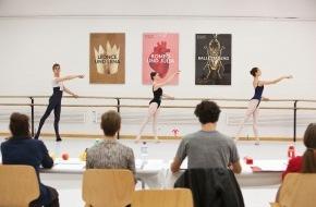 Migros-Genossenschafts-Bund Direktion Kultur und Soziales: Pour-cent culturel Migros: concours de danse 2013 / La fine fleur des jeunes artistes danseurs
