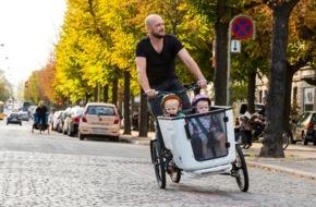 Migros-Genossenschafts-Bund Direktion Kultur und Soziales: Carvelo - die Schweizer Lastenrad-Initiative