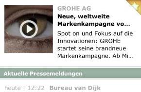 news aktuell GmbH: Unternehmensinformationen jetzt noch einfacher abonnieren mit der neuen App-Version von Presseportal.de