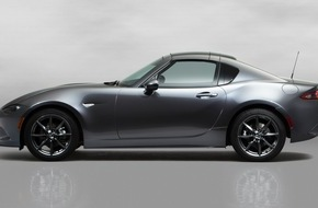 Mazda: Mazda MX-5 RF feiert Weltpremiere in New York