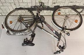 Polizeiinspektion Harburg: POL-WL: Soko Schulze fragt: Wer kennt dieses Fahrrad?