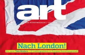 """Gruner+Jahr, art: """"Ich malte sie, um sie vorzutragen"""" - Georg Baselitz spricht im ART-Interview über seine """"Helden""""-Bilder"""