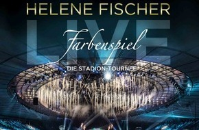 """Universal International Division: """"Helene Fischer - Das Stadionkonzert"""" am 05.09.15 um 20:15 Uhr im ZDF"""
