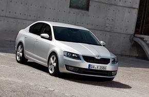 Skoda Auto Deutschland GmbH: SKODA Octavia: elf EU-6-Motoren, drei neue Triebwerke und aufgewertete Ausstattung mit bester Konnektivität
