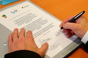 Presse- und Informationszentrum Personal: Bundeswehr erweitert ihre Kooperation mit Hochschulen