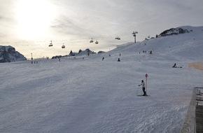 Montafon Tourismus: Beschneiungsausbau im Montafon erfolgreich - BILD