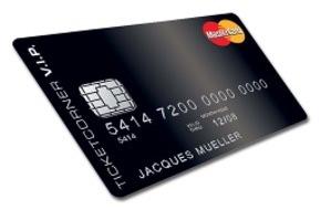 Ticketcorner AG: Ticketcorner: Europaweit erste Mitgliederkarte mit Ticketing- und Kreditkartenfunktion