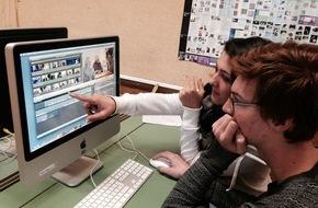 Migros-Genossenschafts-Bund Direktion Kultur und Soziales: Migros-Kulturprozent: Gewinner des Schulwettbewerbs x-hoch-herz 2014/2015 / Schweizer Schulklassen produzieren Werbespots für die Freiwilligenarbeit