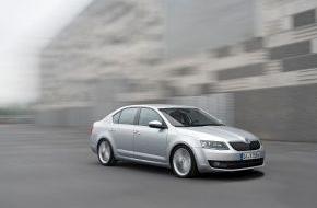 Skoda Auto Deutschland GmbH: Neu für SKODA Octavia und Octavia Combi: attraktive Business-Ausstattungspakete