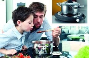 AMC Deutschland AMC Alfa Metalcraft Corporation Handelsgesellschaft mbH: Freizeit, Backen und Kochen - alles unter einem Deckel