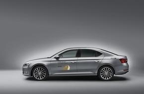 Skoda Auto Deutschland GmbH: SKODA macht die Effie Gala mobil