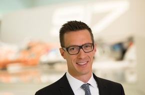 """Porsche Consulting GmbH: Porsche Consulting stärkt den Bereich """"Automobilzulieferer"""" / Zusätzliche Verantwortung für Partner Fabian Piontek"""