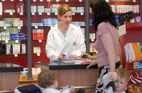 ABDA Bundesvgg. Dt. Apothekerverbände: Ärzte verordnen Kindern nicht verschreibungspflichtige Arzneimittel vor allem gegen Erkältung