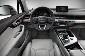Audi AG: Audi und Cubic Telecom starten strategische Partnerschaft