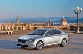 Skoda Auto Deutschland GmbH: Rekord: SKODA legt im ersten Quartal bei Auslieferungen, Umsatz und Operativem Ergebnis zu