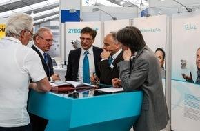 Messe Berlin GmbH: ILA 2016: ISC feiert 10-jähriges Jubiläum