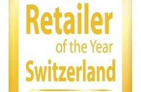 LIDL Schweiz: Lidl Suisse, élu pour la première fois « Retailer of the Year » (IMAGE)