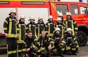 Freiwillige Feuerwehr Lage: FW Lage: Atemschutzlehrgang erfolgreich abgeschlossen!