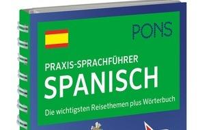 PONS GmbH: Grundausstattung für Reisende - Praxis-Sprachführer und Mini-Sprachkurse vom Pons-Verlag
