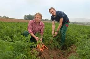 """Alnatura Produktions- und Handels GmbH: Bio-Bauern gesucht! Neue Alnatura Bio-Bauern-Initiative: Gemeinsam Boden gut machen / Spende an neues DNR-Projekt """"Mehr Agrarökologie!"""""""