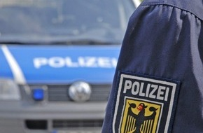 Bundespolizeiinspektion Kassel: BPOL-KS: Bundespolizei ermittelt Spucker