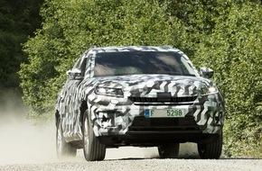 Skoda Auto Deutschland GmbH: SKODA startet mit dem SKODA KODIAQ SUV-Offensive