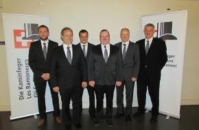 Schweizerischer Kaminfegermeister-Verband: CO2-Reduktion erreicht dank Kaminfegern